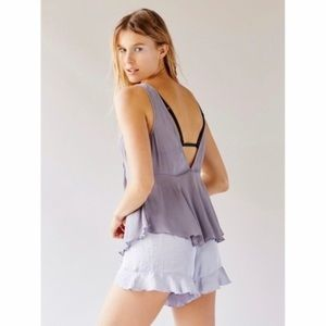 Free People Tops - Free People Intimately Low and Lower Tank Top